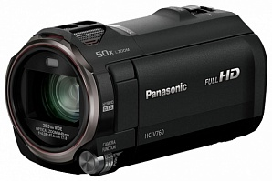 Видеокамера Panasonic HC-V760 Black